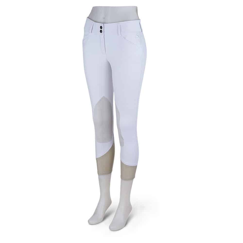Gulf Low-Rise Fron Zip Ladies' Breech-802760397631