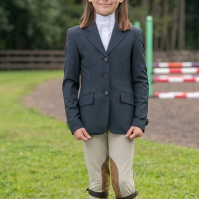 Ellie Girl's Show Coat