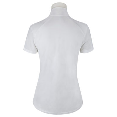 Aerial Ladies' Short Sleeve Show Shirt with 37.5® Temperature Regulating Technology