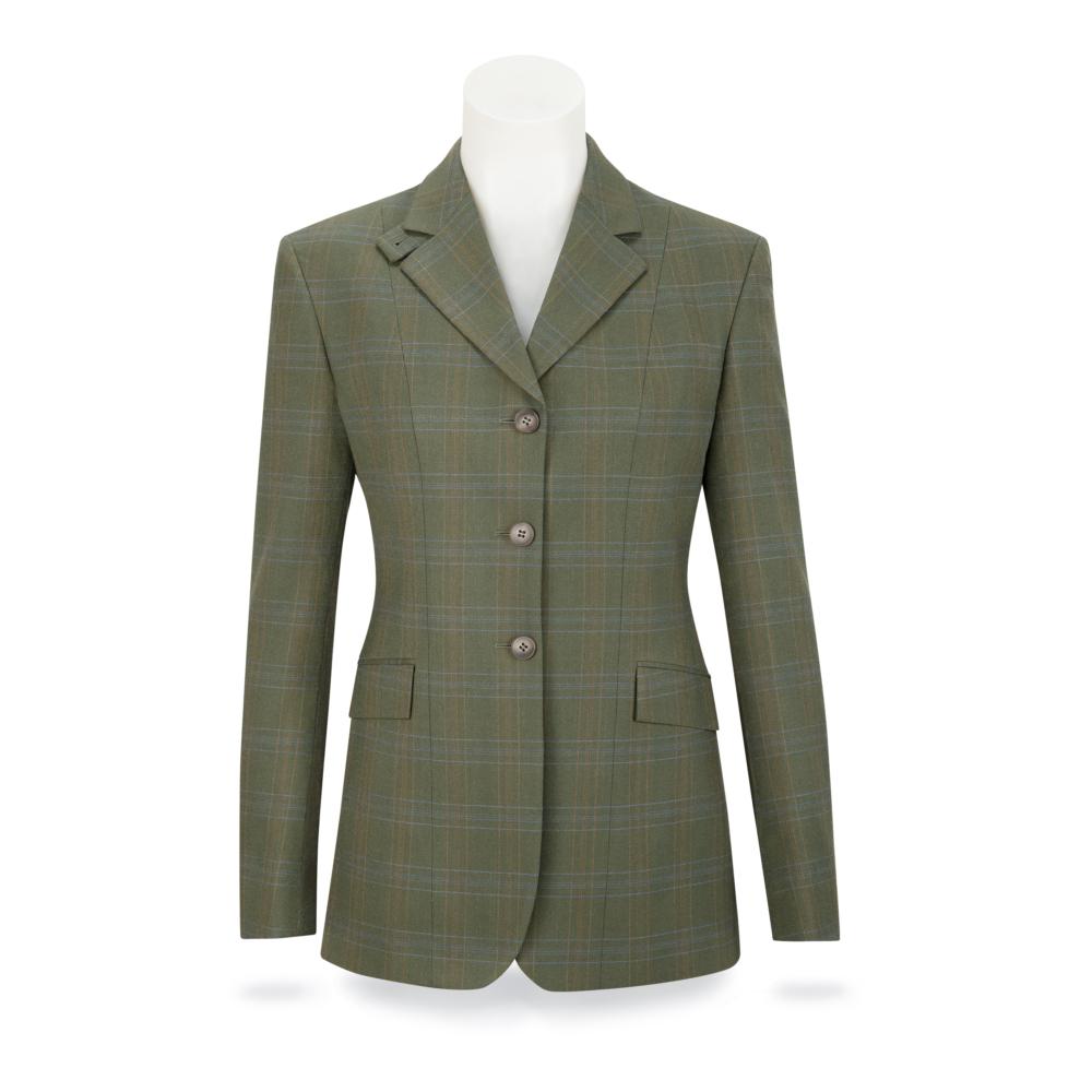 Foxy Tweed Hunt Coat